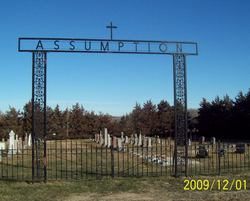 Assumption Church Cemetery