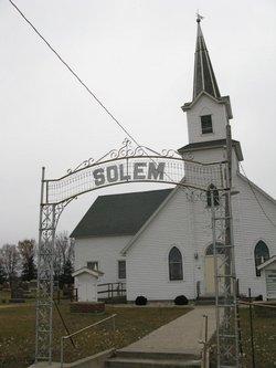 Solem Lutheran Cemetery