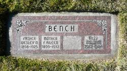 Wesley Merrit Bench