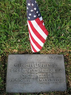 Mitchell Stanley Ziemba