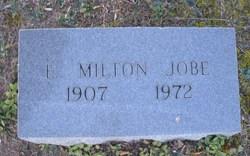 Edgar Milton Jobe