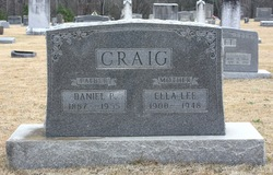 """Daniel Powell """"Dan"""" Craig"""