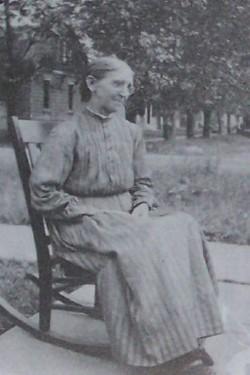 Sarah Jane <I>Nelson</I> Miller