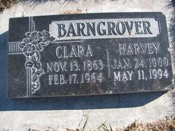 Clara <I>Johnson</I> Barngrover