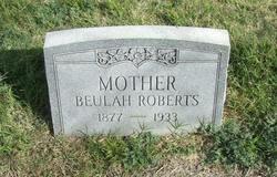 Beulah <I>Norman</I> Roberts