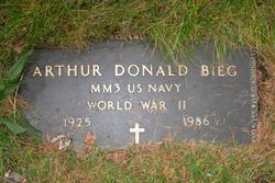 Arthur Donald Bieg