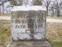 Mary <I>Strickland</I> Campbell
