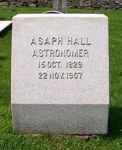Asaph Hall, III