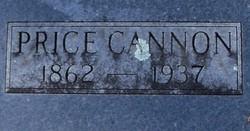 Sherman Price Cannon