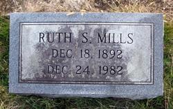 Ruth Selena <I>Roudabush</I> Mills