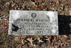 Herbert Jones Rabon