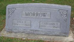 Lola Daisy <I>Pefley</I> Morrow