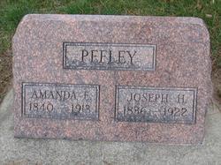 Amanda Ellen <I>Pearson</I> Pefley