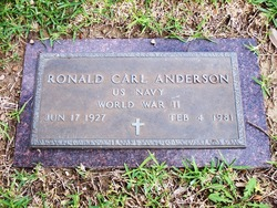 Ronald Carl Anderson