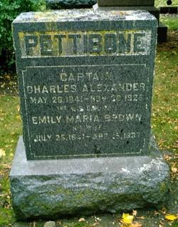 Charles Alexander Pettibone