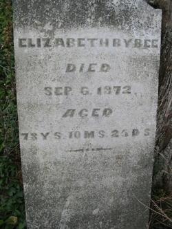Elizabeth Bybee