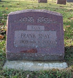 Frank Snay