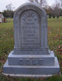 James P Cole
