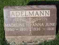 Madeline H Adelmann