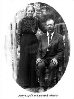 Mary Ellen <I>Gadd</I> Vest