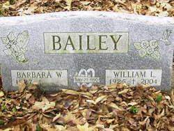 Barbara W. <I>Elliott</I> Bailey
