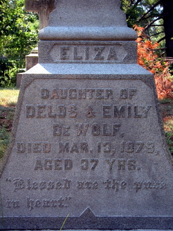 Eliza DeWolf