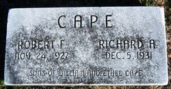 Richard A. Cape