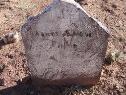 Agnes Snow Pinkie