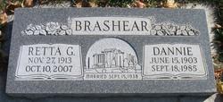 Dannie Brashear