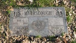 Conrad J Myerscough