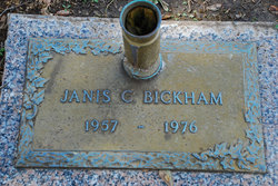 Janis Carol Bickham