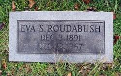 Eva Mae <I>Strickler</I> Roudabush