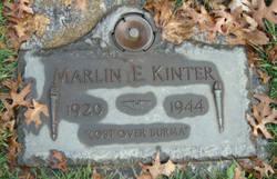 Marlin E Kinter