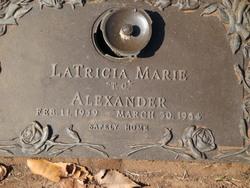 "LaTricia Marie ""T. C."" Alexander"