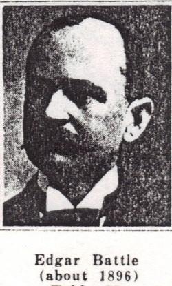 Dr Edgar Battle