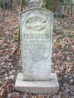 Algeron Sidney Stone