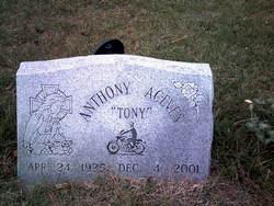"""Anthony """"Tony"""" Aceves"""