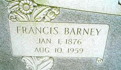 Francis Barnabus 'Barney' Smith