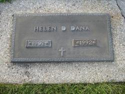 "Helen ""Dot"" <I>Davis</I> Dana"