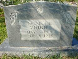 Everett L Voight