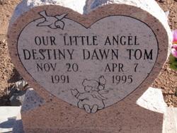 Destiny Dawn Tom