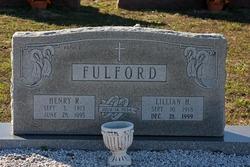 Henry Roosevelt Fulford