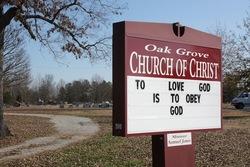 Oak Grove Church of Christ Cemetery
