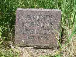 Lohrentz Cemetery