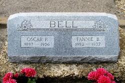 Fannie Belle <I>Pittman</I> Bell