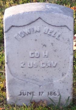 PVT Edwin Bell