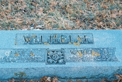 Amy Amelia <I>Hampton</I> Wilhelm