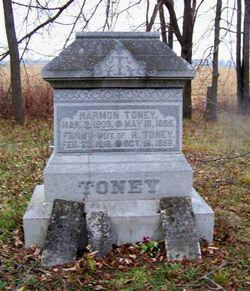 Harmon Toney