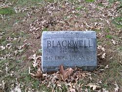 Emma Florence <I>Thorn</I> Blackwell