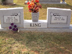 Billy R. King
